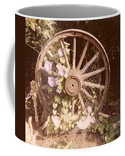 Wagon Wheel Memoir Coffee Mug