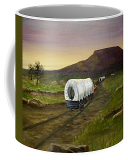 Wagons West Coffee Mug