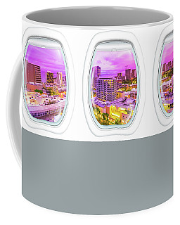 Waikiki Porthole Windows Coffee Mug