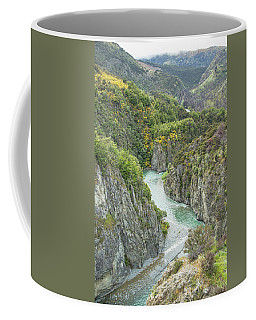 Waimakariri Gorge Coffee Mug