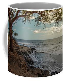 Waimea Bay Sunset Coffee Mug