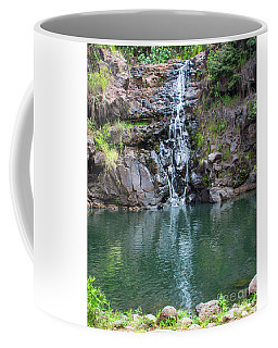 Waimea Waterfall Coffee Mug