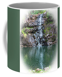 Waimea Waterfall Vignette Coffee Mug
