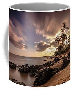 Wainiha Kauai Hawaii Sunrise  Coffee Mug