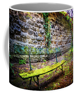 Coffee Mug featuring the photograph Waiting by Debra and Dave Vanderlaan