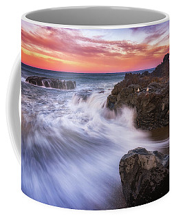 Coffee Mug featuring the photograph Waiting For Breakfast by Darren White