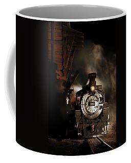 Waiting For More Coal Coffee Mug