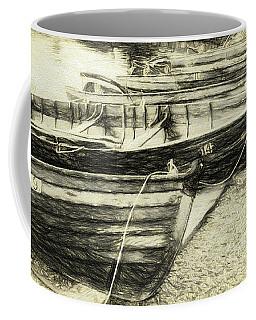 Waiting Coffee Mug by Elijah Knight