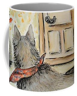 Waiting For The Humans Coffee Mug