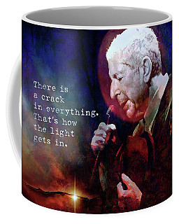 Waiting For The Miracle To Come Coffee Mug