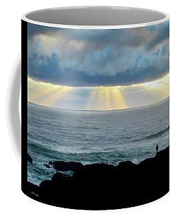 Waiting For The Rain. Coffee Mug