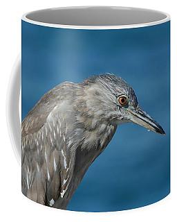 Waiting Coffee Mug by Fraida Gutovich