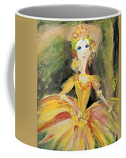 Waiting In The Wings Coffee Mug