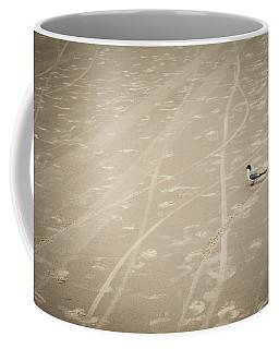 Coffee Mug featuring the photograph Waiting My Turn by Carolyn Marshall