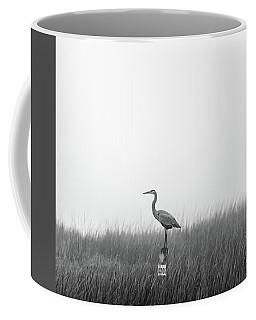 Waiting On The Fog To Clear Coffee Mug