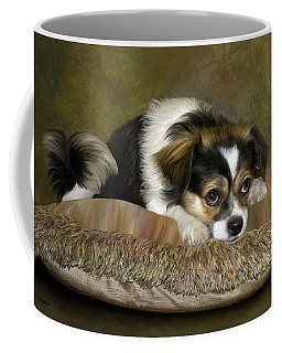 Waiting Coffee Mug by Thanh Thuy Nguyen