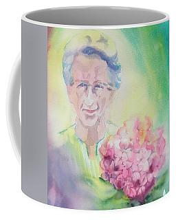 Waiting To Be Called Home, Circa 1978 Coffee Mug by Tara Moorman