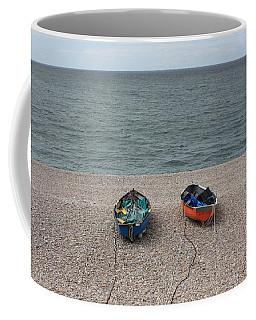 Waiting To Go To Sea Coffee Mug