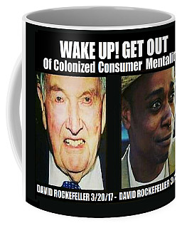 Wake Up Get Out Coffee Mug