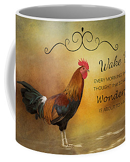 Wake Up Coffee Mug
