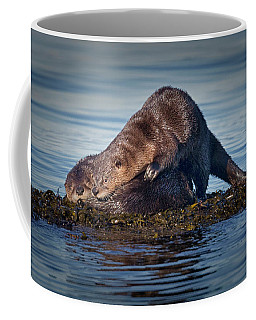 Coffee Mug featuring the photograph Wake Up by Randy Hall