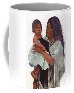 Wakin Up Sacajawea And Pomp Coffee Mug