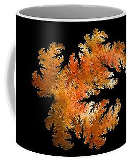 Waking In Mandelbrot Forest-2 Coffee Mug