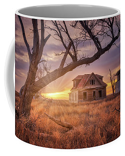 Coffee Mug featuring the photograph Waking Up With A Friend by Darren White