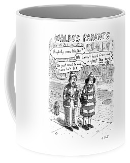 Waldos Parents Coffee Mug