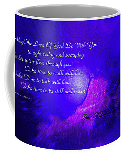 Walk And Talk With God Coffee Mug