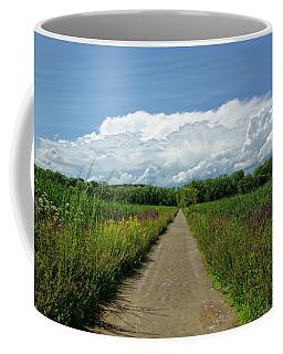 Walk Into The Clouds Coffee Mug