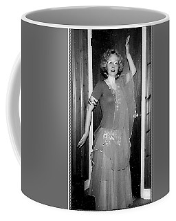 Coffee Mug featuring the photograph Walk Like An Egyptian by Denise Fulmer