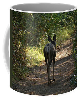 Walk On Coffee Mug