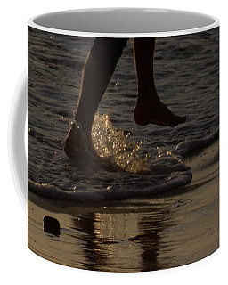 Walk On Water Coffee Mug
