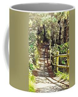 Walk To The Beach Coffee Mug