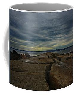 Walk To The Sea Coffee Mug