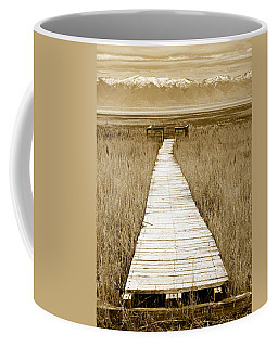Walk With Me 1 Coffee Mug