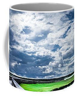 Walk With Me In The Sky Coffee Mug