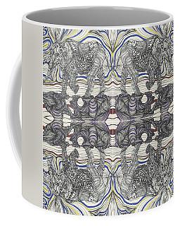 Walk With Me X 4 Coffee Mug