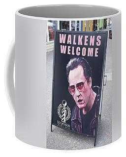 Walkens Welcome Coffee Mug