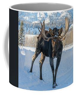 Walkin' The Road Coffee Mug