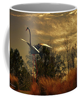 Coffee Mug featuring the photograph Walkin' To New Orleans by Bonnie Willis