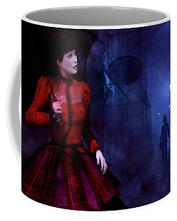 Walking After Midnight Coffee Mug by Methune Hively