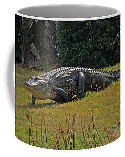 Walking Appetite Coffee Mug