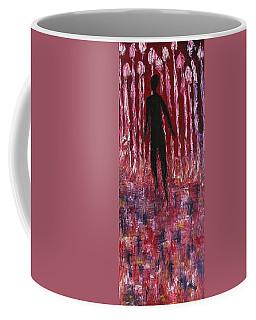 Walking Away Coffee Mug