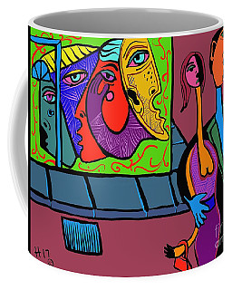 Walking Home Coffee Mug