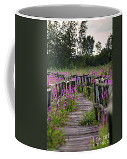 Walking In Magic... Coffee Mug