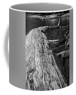 Walking On A Log Coffee Mug
