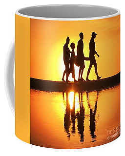 Coffee Mug featuring the photograph Walking On Sunshine by LeeAnn Kendall