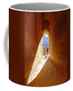 Walking Through Time Coffee Mug